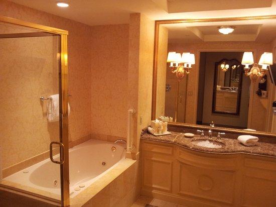 Belterra Casino Resort: Bathroom