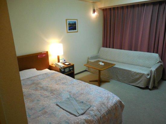 Hachinohe Grand Hotel: 客室