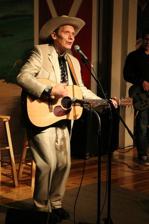 Hank Williams Revisited