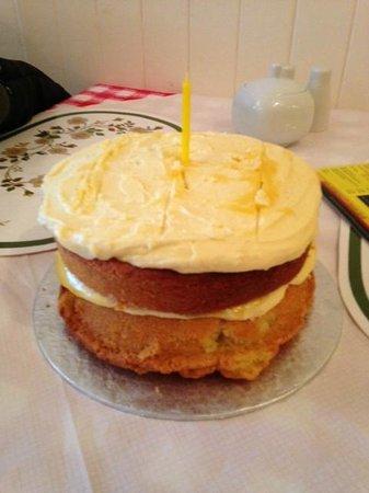 Indulgence Cake And Coffee House