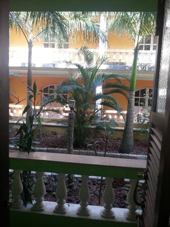 Joia Do Mar Resort: view from room