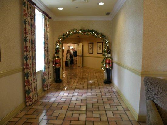 Riverside Hotel : Lobby