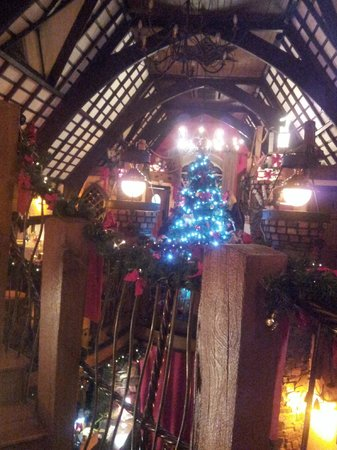 The Locke Restaurant: The magical scenery