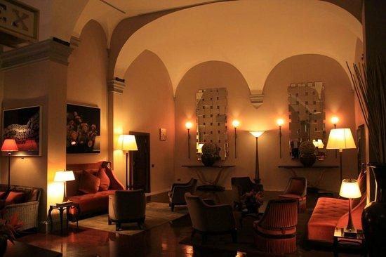 Hotel L'Orologio: Lounge