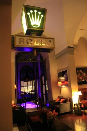 Hotel L'Orologio: Everything abt Rolex