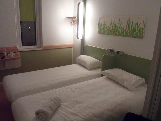 Hotel ibis budget Manchester Centre Pollard Street: bedroom