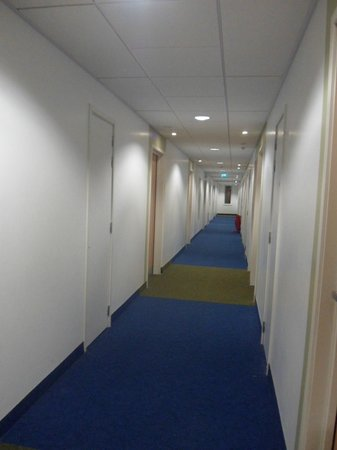 Hotel ibis budget Manchester Centre Pollard Street: corridor