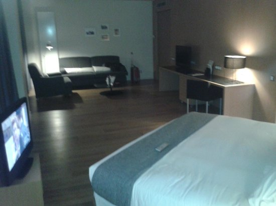 Hotel Mon Sant Benet: Hab.