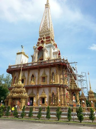 Wat Chalong : The latest addition
