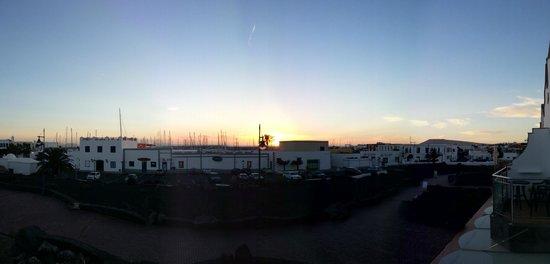Rubimar Suite ApartHotel : Panorama from Room 239
