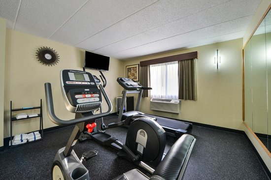 BEST WESTERN Germantown Inn: Fitness Room