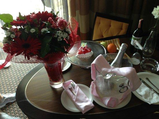 Calista Luxury Resort: Happy Birthday free package