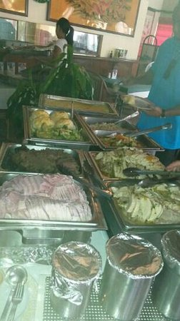 Chippie Cafe: buffet ♥