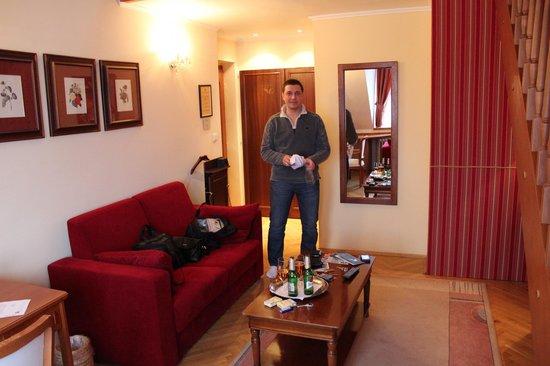 Louren Hotel: Только приехали))