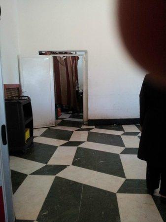 Eram Grand Hotel: l'entrée de lacuisine
