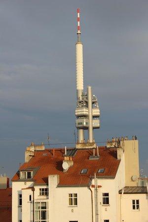 Louren Hotel : Вид из окна)))