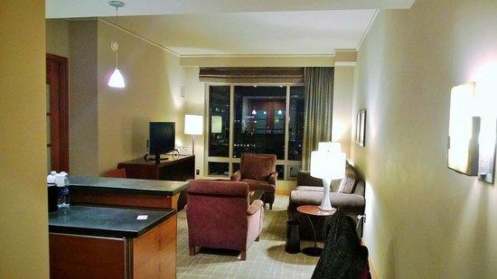 Grand Hyatt Seattle: Executive Suite