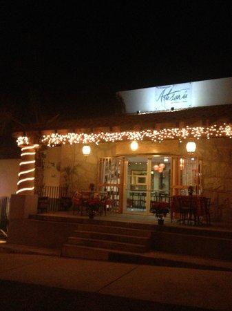 Artesanía Restaurante.