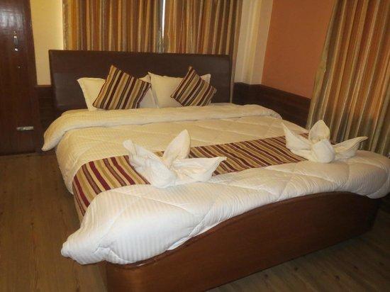 suite is very very nice