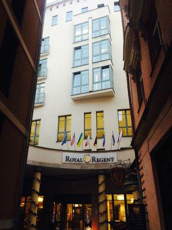 St. Joseph Royal Regent: Отель
