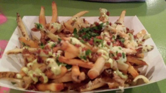Lexie's Joint : Bistro fries a must!
