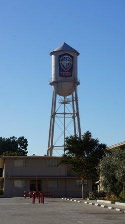 Warner Bros. Studio Tour Hollywood: Water Tower