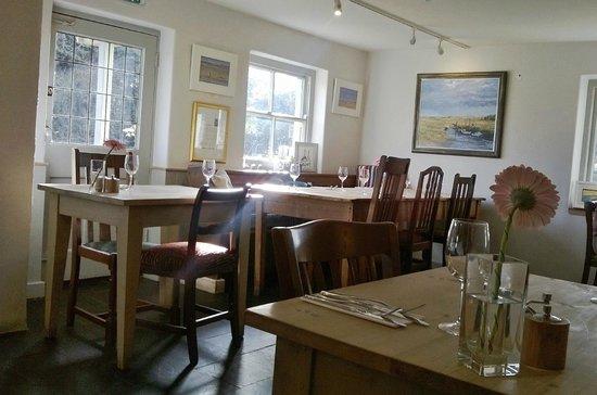 The Duck Inn: Just a small corner of restaurant