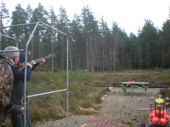 ‪Cawdor Clay Pigeon Club‬