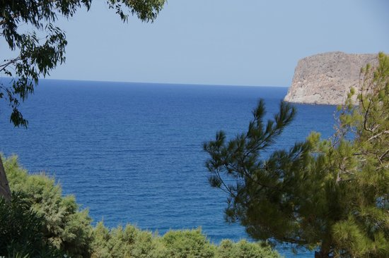 Fodhele, Grecia: Окрестности отеля