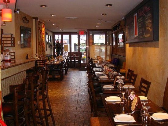 West african french and mediterranean restaurant in the for African cuisine nyc