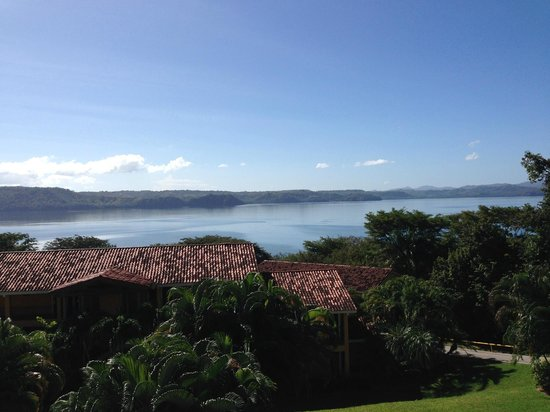 Allegro Papagayo: view from ocean view room