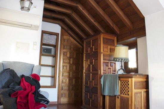 Santa Isabel la Real : Room