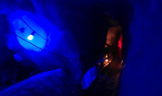 Natur Eis Palast : Пещера