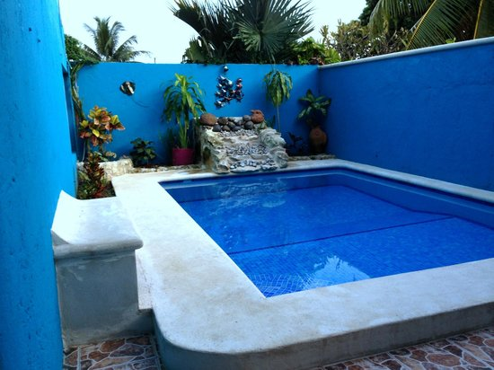 Villas Las Anclas: Great private pool area