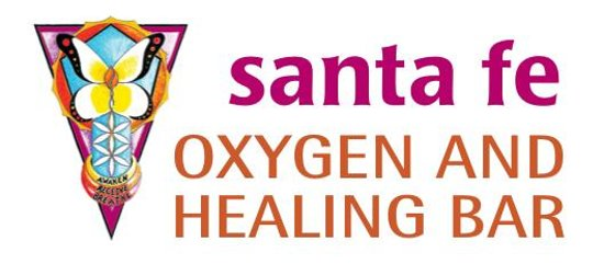 Santa Fe Oxygen & Healing Bar: Our Logo