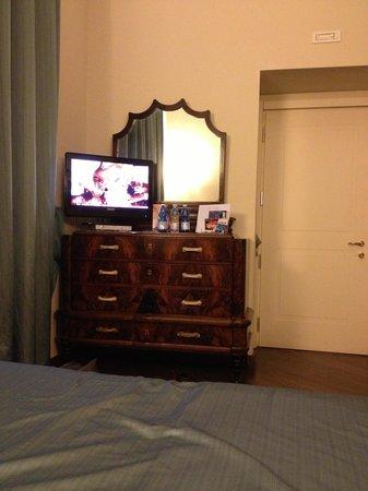Decumani Hotel de Charme : Particolare della stanza