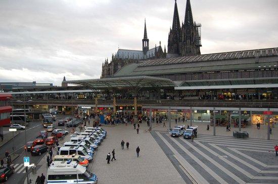 Wyndham Köln: Vue