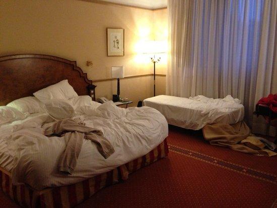 Sofitel Rome Villa Borghese: Room.