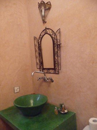 MonRiad : Banheiro do quarto