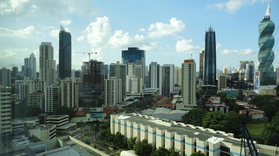 Radisson Decapolis Hotel Panama City : Vista do quarto