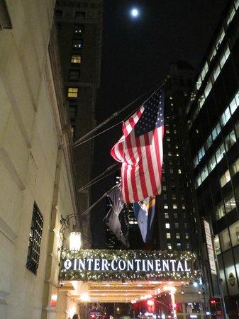 InterContinental New York Barclay : Fachada
