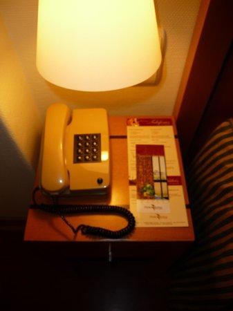 Hotel Roma: Mobiliário antigo