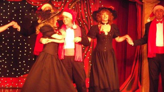 Sweet Fanny Adams Theatre: Caroling