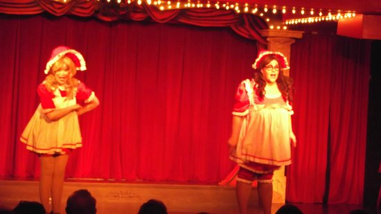 Sweet Fanny Adams Theatre: Naughty for Christmas
