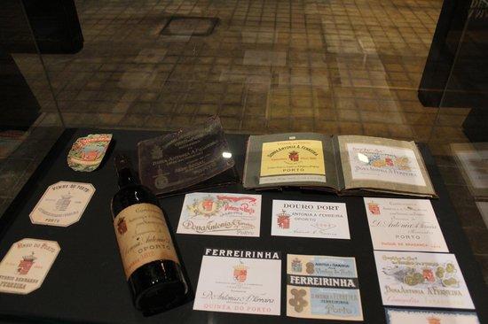 Ferreira Cellars : rótulos e propaganda