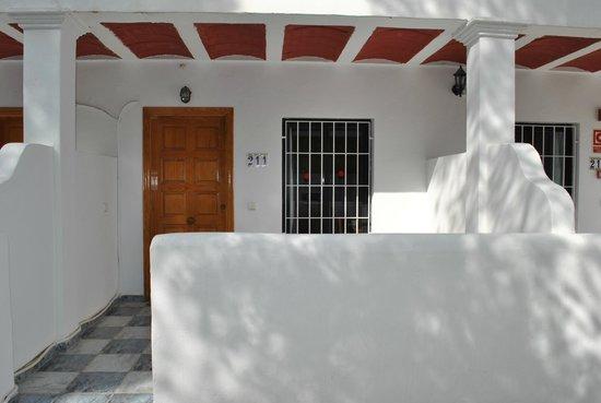 Apartamentos Australasia Playa: entrada