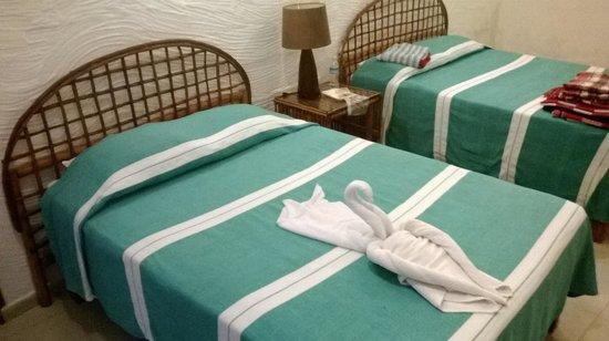Hotel La Aldea del Halach Huinic: habitación doble