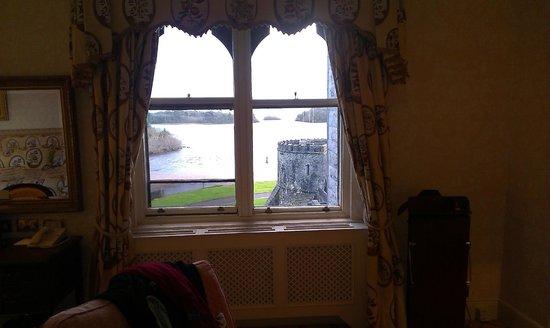 Ashford Castle: room