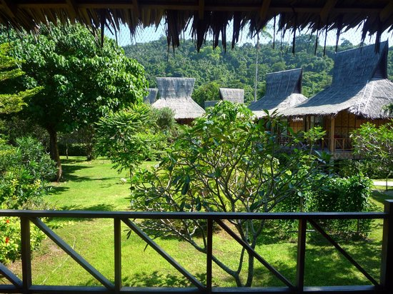 Phi Phi Island Village Beach Resort: room view