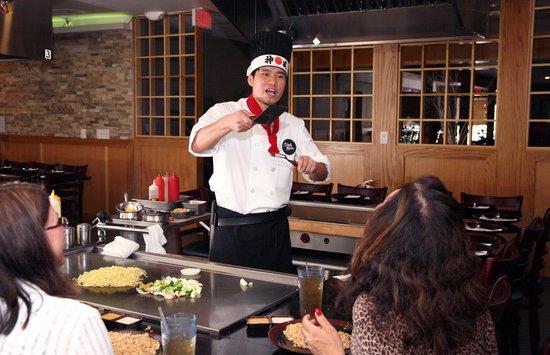 Sushi Kawa: Good catch.